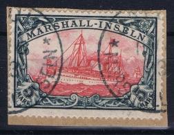 Maschall Inseln : Mi 25 Obl./Gestempelt/used - Kolonie: Marshall-Inseln