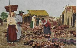 AK 0011  Topfmarkt ( Balkan ) - Verlag Römmler & Jonas Um 1910-20 - Europe