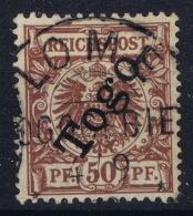 TOGO: Mi Nr 6 Obl./Gestempelt/used  LOME Signed/ Signé/signiert/ Approvato Steuer BPP - Kolonie: Togo