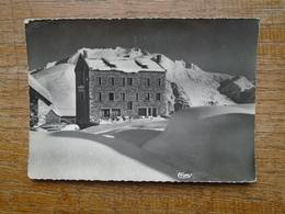 """L'alpe De Mont-de-lans , Hôtel Des Glaciers """""""" Beau Timbres """""""" - France"""