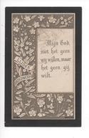 HORTENSE NIESSENS ° LEDE 1840 + 1895 / PETRUS JOANNES VAN HAUWERMEIREN - Imágenes Religiosas