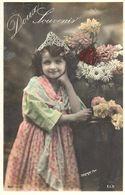 Thèmes - Enfants - Fillette - Doux Souvenir - Portraits