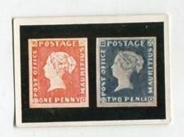 SB02262 Die Welt In Bildern Album 2 Seltene Briefmarken 52-2 Die Teuersten Marken Der Welt Mauritius 1847 - Zigarettenmarken