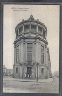 Carte Postale 69. Lyon Musée Guimet  Boulevard Du Nord Très Beau Plan - Lyon