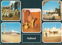 TUNISIEN NABUEL, PC, Circulated - Tunesien