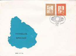 84 CONFERENCIA DE LA UNION INTERPARLAMENTARIA. PUNTA DEL ESTE. 1990. URUGUAY- BLEUP - Uruguay