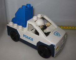 CAR POLICE COSTRUZIONI PER BIMBI - Altri