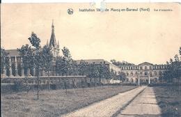 NORD - 59 - MARCQ EN BAROEUL - Institution Libre - Vue D'ensemble - Marcq En Baroeul