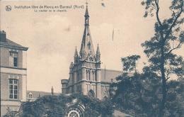 NORD - 59 - MARCQ EN BAROEUL - Clocher De La Chapelle - Marcq En Baroeul