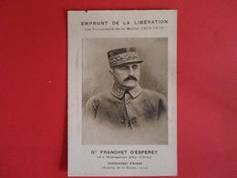 Emprunt De La Libération  Générale Franchet D'Esperey - Décrets & Lois