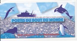 """TAAF 2017 - Bloc Souvenir """"Poste Du Bout Du Monde"""" - Blocs-feuillets"""