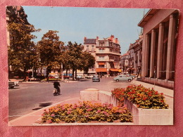 Dep 73 , Cpm  AIX Les BAINS , Ci. 41 N , Place Des Thermes  (07.22.075) - Aix Les Bains