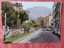 Dep 73 , Cpm  AIX Les BAINS , 6514 , L'avenue Des Thermes Et Le Mont Revard  (07.22.103) - Aix Les Bains