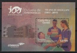 Costa Rica (2017) - Block -  /  Nurse - Nursery School - Health - Medicin - Doctor - Beroepen