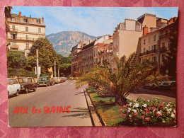 Dep 73 , Cpm  AIX Les BAINS , Avenue Des Thermes , S. 16127  (07.22.175) - Aix Les Bains