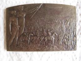 Médaille Préparation Militaire Challenge Louis Crinque 1923, Attribué, Par Legastelois - Francia