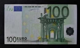 EURO . 100 Euro 2002 Duisenberg M002 V Spain - EURO