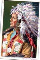 Indien - Publié Pour Buffalo Bill's Wild West - Indiens De L'Amerique Du Nord