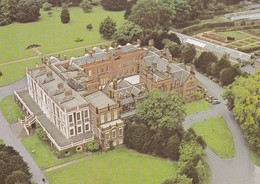 Postcard Croxteth Hall Liverpool Aerial View My Ref  B22837 - Liverpool
