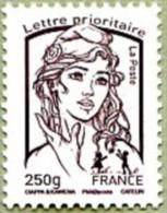 France Marianne De La Jeunesse Par Ciappa Et Kawena N° 4773 ** Le Gommé,  250 Grammes Prune - 2013-... Marianne De Ciappa-Kawena