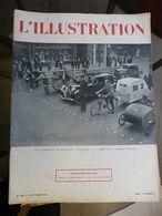 L'Illustration N° 5093 19 Octobre 1940 Réimpression - Journaux - Quotidiens