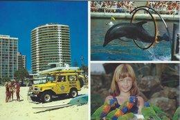 Surfers Paradise   Stationery. Australia.  # 07933 - Australia