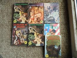 Lot De 7 BD Adultes Horreur/Fantastique - Bücher, Zeitschriften, Comics