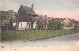 Mery Tilff Villas Au Bord Canal  Legia Couleurs (un Trou De Punaise) - Esneux