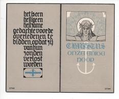 BENOIT JAN RAPPOORT ° PUTTE 1866 + 1949 / ANGELINA CONSTANCIA BUSSCHOTS - Images Religieuses