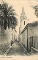 06 , ANTIBES , Rue Arazzy Et Chapelle De L'hospice , * 183 21 - Non Classificati