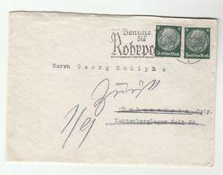 1940 Berlin GERMANY Stamps COVER Slogan - Cartas