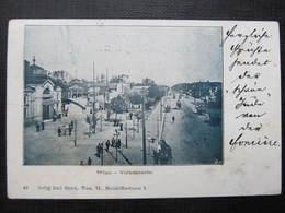 AK Wien Prater 1899  //  D*33656 - Prater