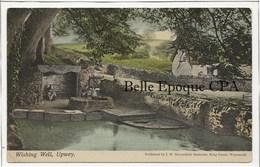England - UPWEY - Wishing Well ++++ J. W. Broomfield, Weymouth ++++ 1905 ++++ RARE - Weymouth