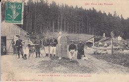 88. Les Cols Des Vosges : Col De Sainte Marie : La Frontiere Bien Gardée . - France