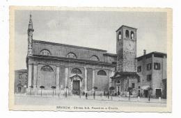 BRESCIA - CHIESA S.S. FAUSTINO E GIOVITA - NV FP - Brescia
