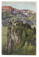 SUDTIROL - BOZEN : RUINE GREIFFENSTEIN BEI TERLAN - NV FP - Bolzano (Bozen)