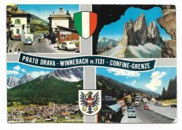 PRATO DRAVA - CONFINE  - VIAGGIATA FG - Bolzano (Bozen)