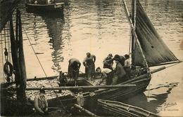 Dieppe * La Pêche Du Hareng * Pêcheurs - Dieppe