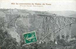 12 , Construction Du Viaduc De Viaur , * 184 69 - Francia