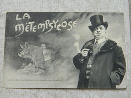 DIVERS - Photo BERGERET : La Métempsychose - Les âmes Des Gros Propriétaires.... - Autres Photographes
