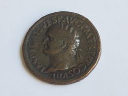 Monnaie Romaine à Identifier - COPIE - **** EN ACHAT IMMEDIAT ***** - Monnaies Antiques