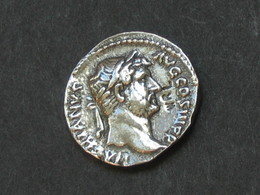 Monnaie Romaine En Argent à Identifier - COPIE - **** EN ACHAT IMMEDIAT ***** - Autres Pièces Antiques