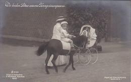 AK Die Beiden Söhne Unseres Kronprinzenpaares - Ca. 1910 (36114) - Königshäuser