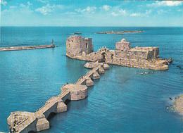 LEBANON - Sidon (Saida) - The Sea Castle - Libano