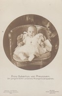 AK Prinz Hubertus Von Preussen - Ca. 1910 (36118) - Königshäuser
