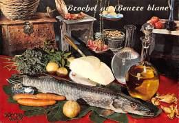 CPM - Brochet Au Beurre Blanc - Recettes (cuisine)