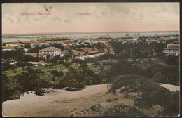 Postal Moçambique - Mozambique - Lourenço Marques - Panorama - Carte Postale - Postcard - Mozambique