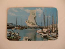 Padrão Dos Descobrimentos Lisboa Portugal Portuguese Pocket Calendar 1977 - Calendars