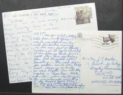South Africa - Postcard Lot (2) Rhinoceros 2003 - 2005 - Rhinozerosse