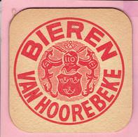 Bierviltje - BIEREN VAN HOOREBEKE - 1966 - Assenede - Beer Mats